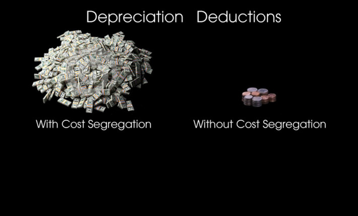 cost segregation A cost segregation study is a strategic, tax-saving tool that can be used by companies and individuals who have constructed, purchased, expanded, or remodeled any .